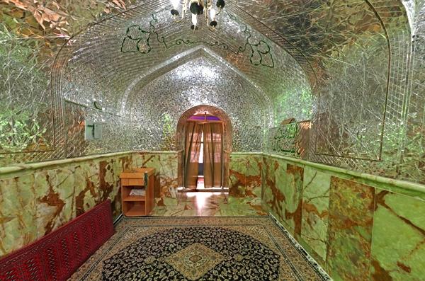 آشنایی با بقعه امامزاده معصوم (ع) - تهران