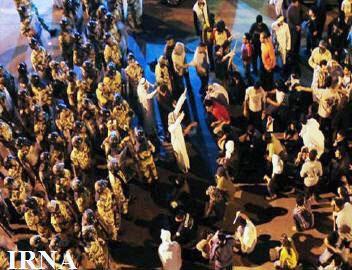 نیروهای سعودی دهها تظاهر کننده  را در العوامیه زخمی کردند