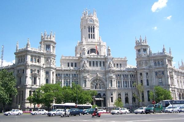 آشنایی با مادرید - اسپانیا