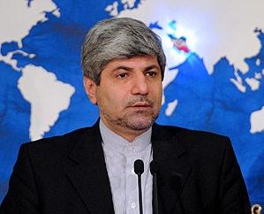 میهمانپرست سخنگوی وزارت خارجه