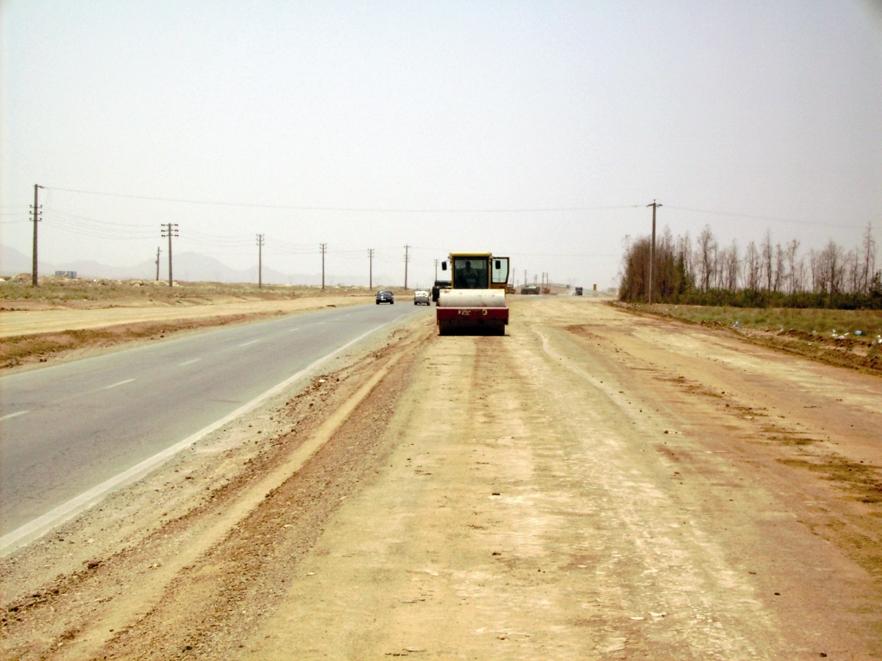 بزرگراه اصفهان - سیرجان