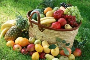 میوهها و سبزیجات سرشار از کربوهیدراتها