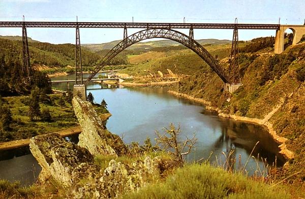 آشنایی با پل راهآهن گارابیت - فرانسه