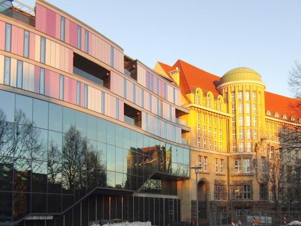آشنایی با کتابخانه ملی آلمان