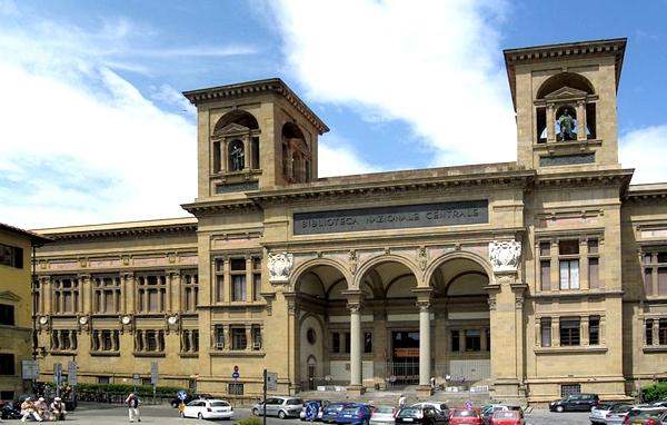 آشنایی با کتابخانه ملی مرکزی فلورانس - ایتالیا