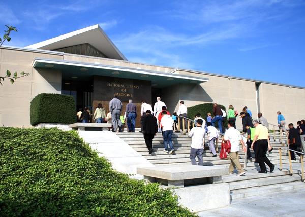 کتابخانه پزشکی ، کتابخانه پزشکی آمریکا