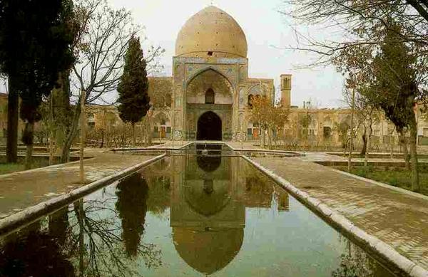 آشنایی با استان اصفهان