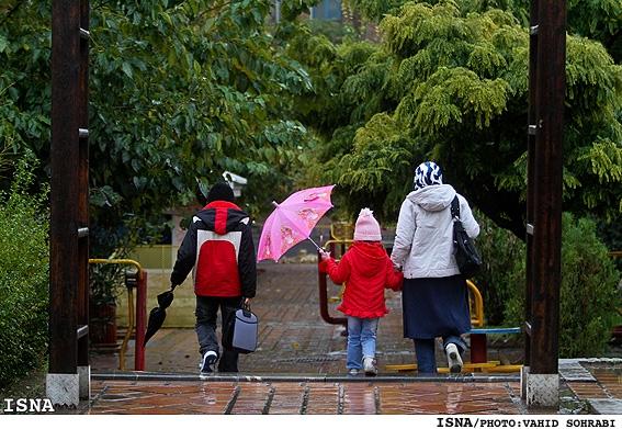 زمستان باران