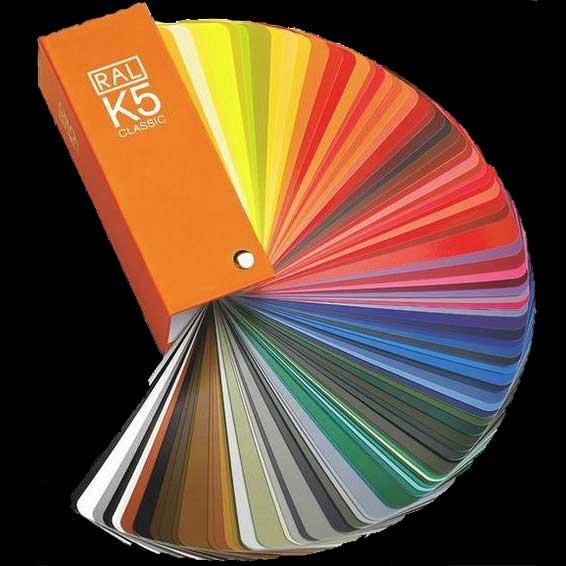 رنگ در دکوراسیون