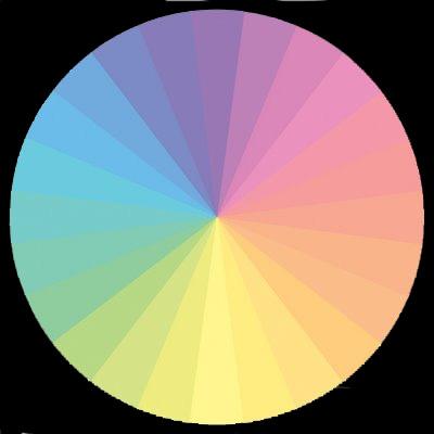 آشنایی با رنگهای متضاد در دکوراسیون