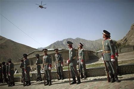 afghanistan-transition