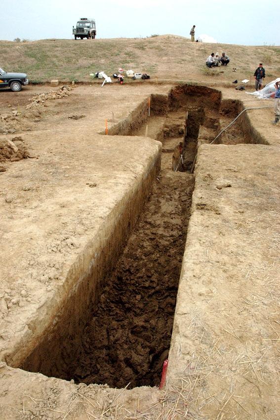 آشنایی با دیوار تاریخی گرگان - گلستان