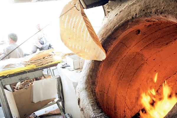 نان با کیفیت چهار سال دیگر از تنور بیرون میآید