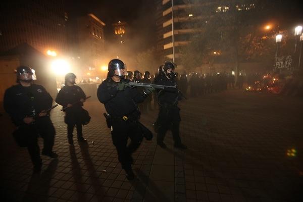آمریکا؛ خیابانهای تصرف و خشم
