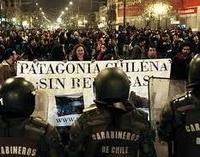 شیلی؛ تظاهرات دانشجویان دوباره به خشونت منتهی شد