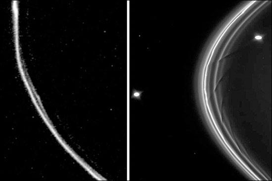فضا پیمای ناسا در آستانه خروج از سامانه خورشیدی