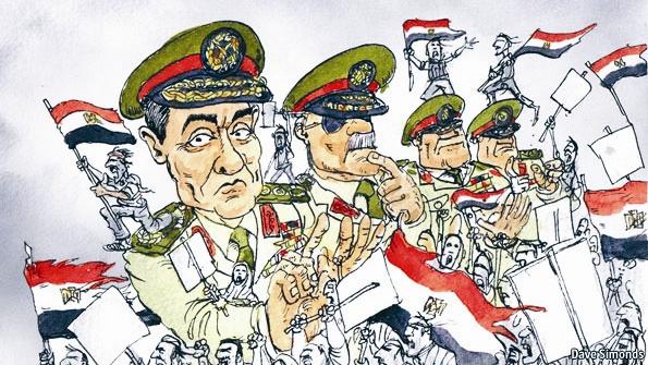 کاریکاتور - مصر