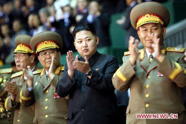کیم جونگ اون فرمانده کل قوای کره شمالی شد