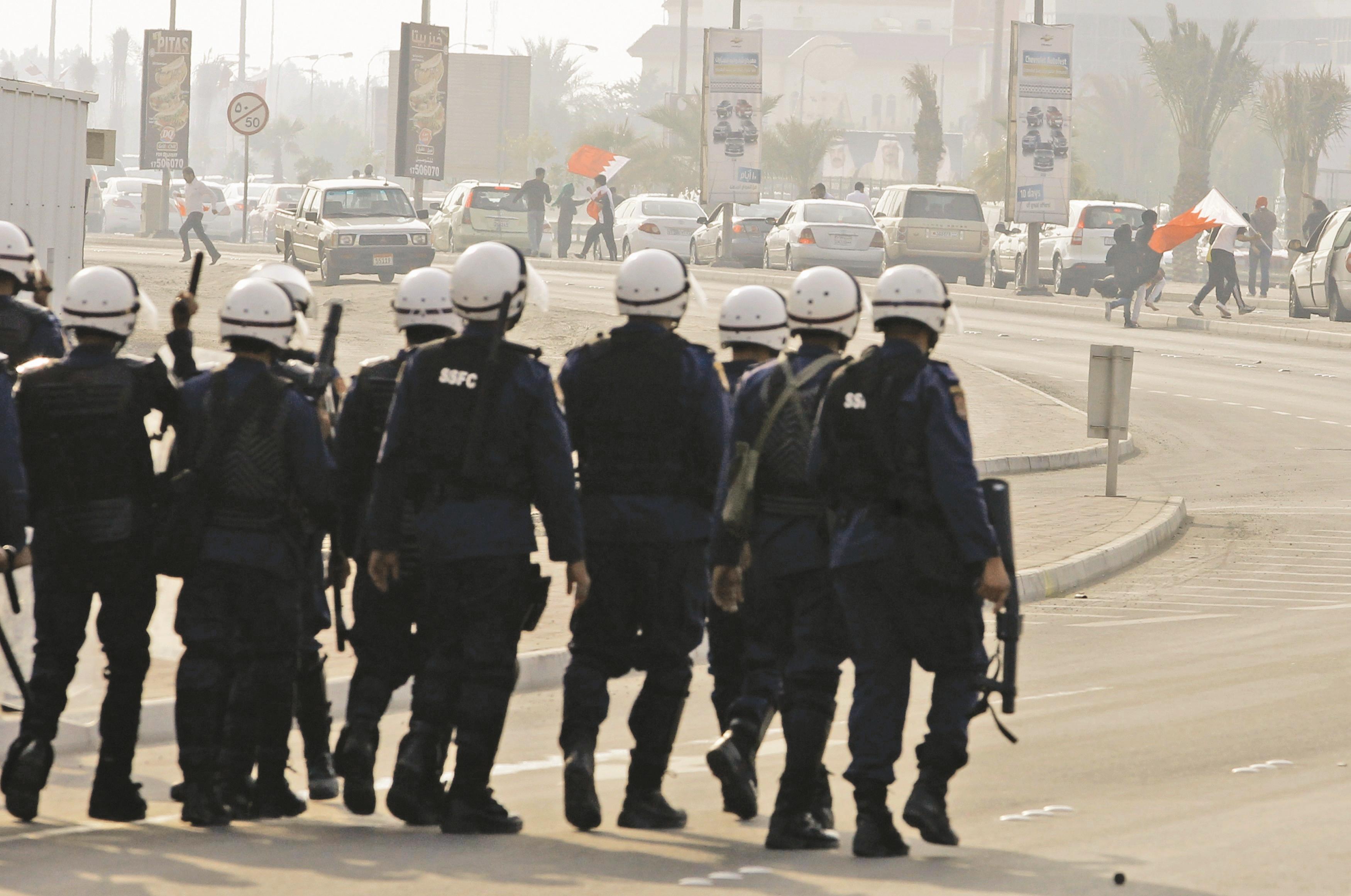 بحرین، انقلاب فراموششده
