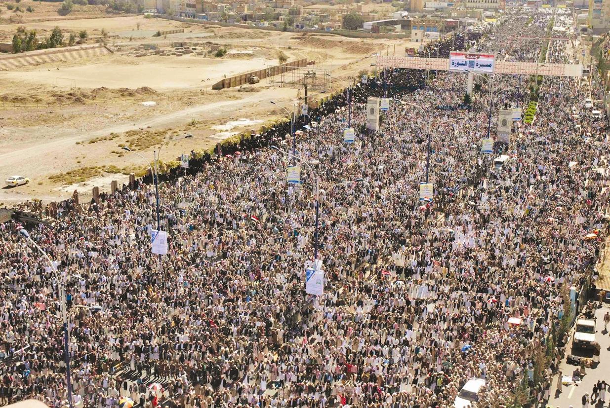 یمن، پیروزی انقلاب بر مکر دیرینه