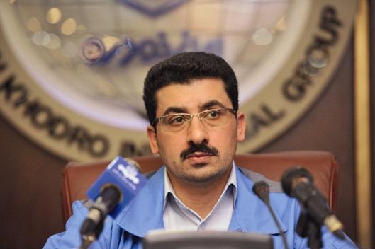 بهزاد ظهیری، مدیرعامل سازمان خدمات پس از فروش ایرانخودرو