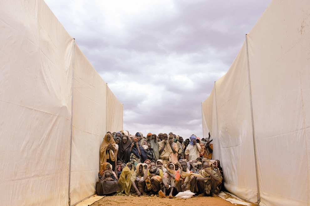 قحطی در شاخ آفریقا
