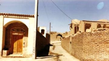 آشنایی با محله چهار درخت بیرجند - خراسان جنوبی
