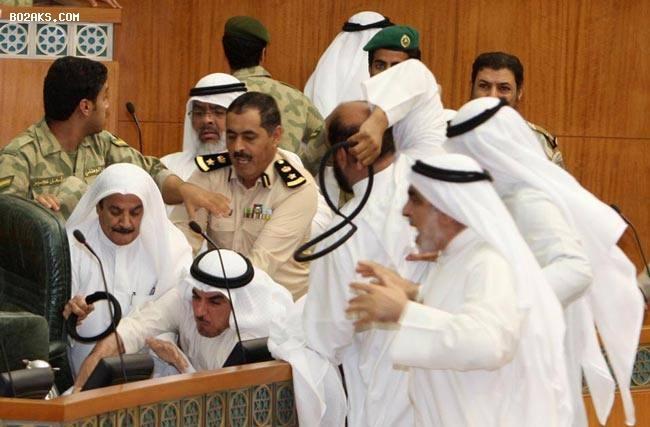 پارلمان کویت
