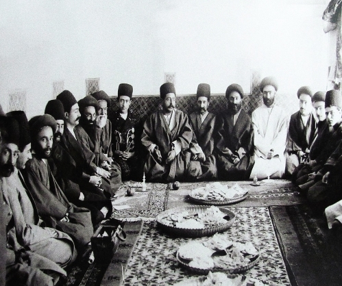 مهمانان - تهران قدیم