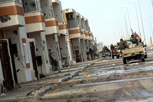 لیبی - انقلابیون