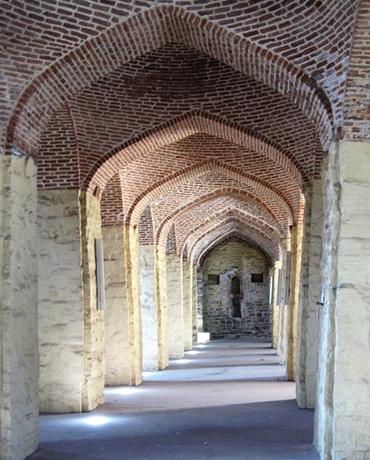 آشنایی با مسجد جامع ارومیه - آذربایجان غربی