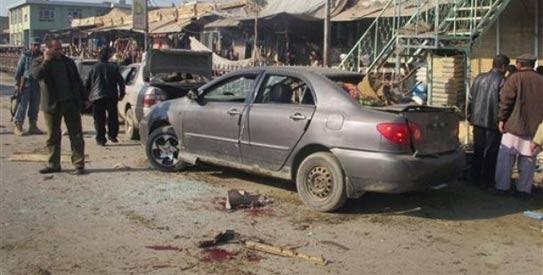 عملیات انتحاری در افغانستان 15 کشته به جا گذاشت