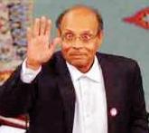 رئیس جمهوری تونس سوگند یاد کرد