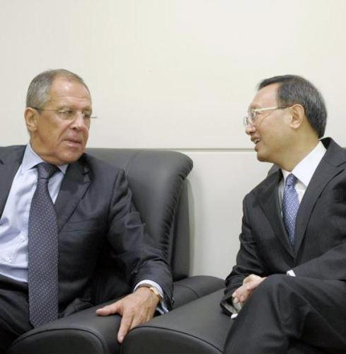روسیه و چین مخالف هر گونه مداخله خارجی در سوریه هستند