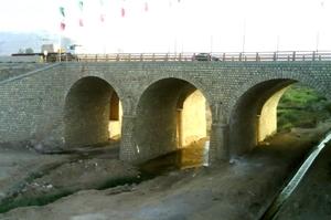 آشنایی با پل تاریخی باقرآباد محلات - مرکزی