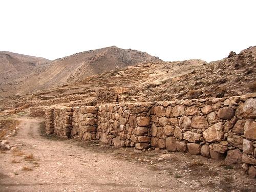 آشنایی با قلعه بسطام - آذربایجان غربی