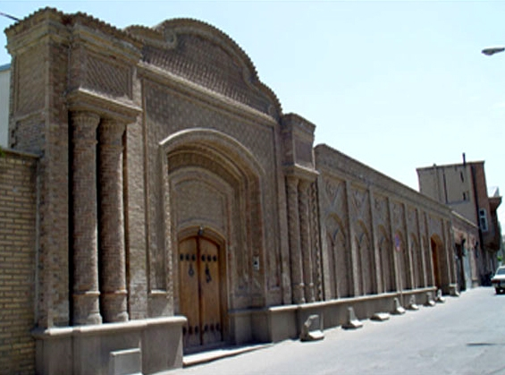 آشنایی با خانه بلورچیان - آذربایجان شرقی