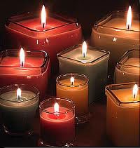 آشنایی با تاثیر شمعهای رنگی