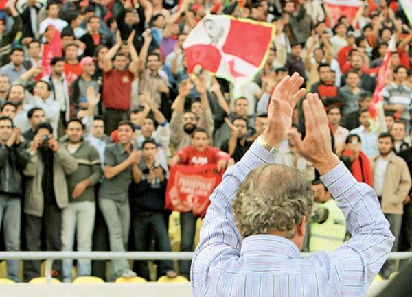 هدف اصلی، حضور قدرتمند در لیگ قهرمانان آسیاست
