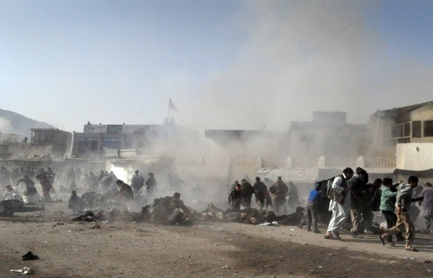 attack in kabul