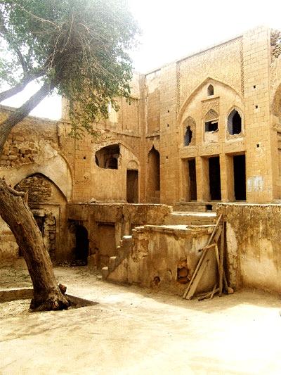 آشنایی با خانه گازر - خوزستان