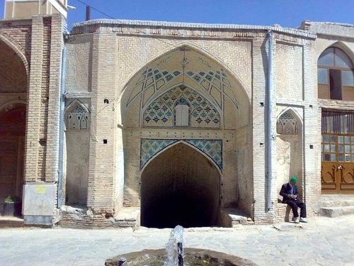آشنایی با آبانبار حاج مهدی - مرکزی