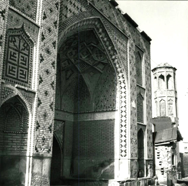 آشنایی با آبانبار حاج کاظم - قزوین