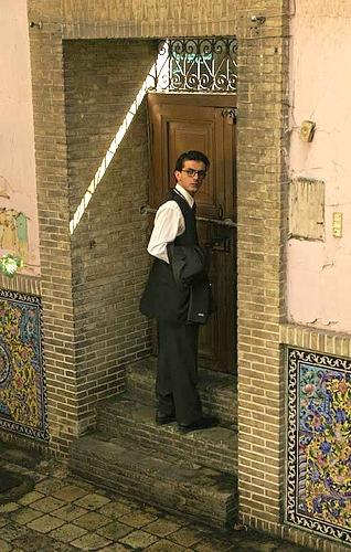 آشنایی با خانه هدایت - تهران