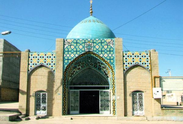رادیو خوزستان مناجات قبل ازافطار همشهری آنلاین: آشنایی با بقعه براءبن مالک- خوزستان