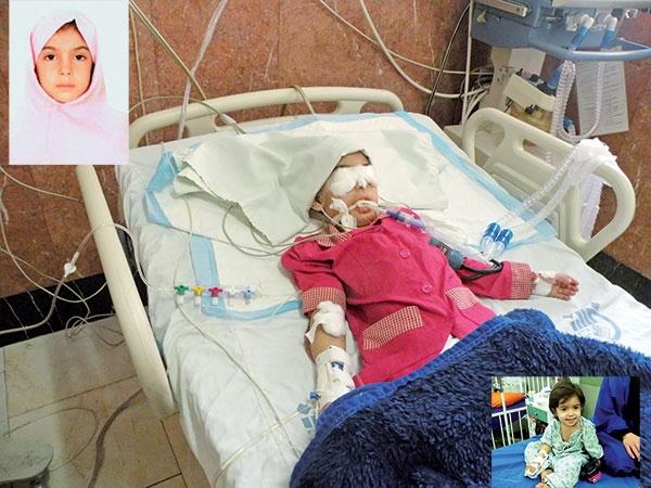 مرگ فاطمه کوچولو به 3 نفر امید به زندگی بخشید