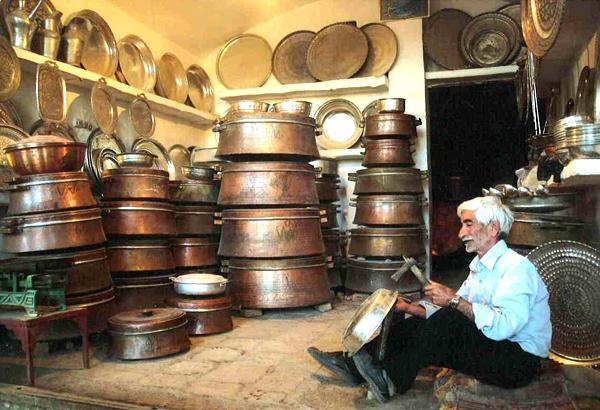 آشنایی با بازار بزرگ کرمان