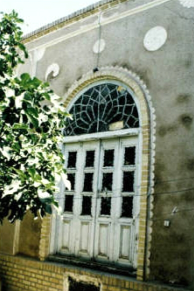 آشنایی با خانه ملاحسینی - یزد