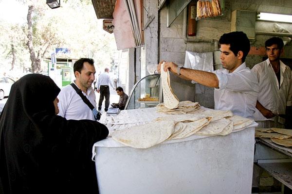 وزارت صنعت: 80 درصد مردم از کیفیت نان راضی هستند