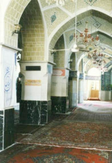 آشنایی با مسجد جامع نراق - مرکزی